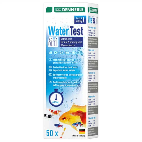 dennerle water test 6in1 1