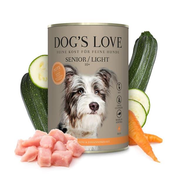 dogs love senior hundefutter kaufen