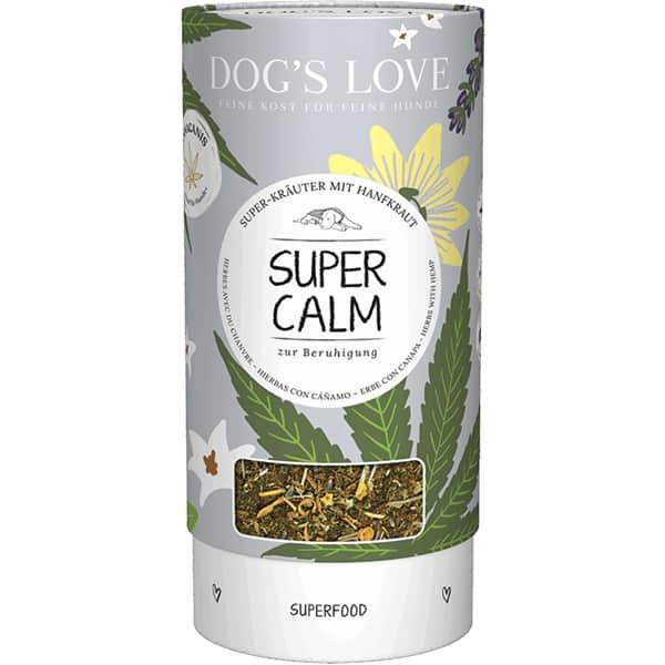 dogs love super calm beruhigung