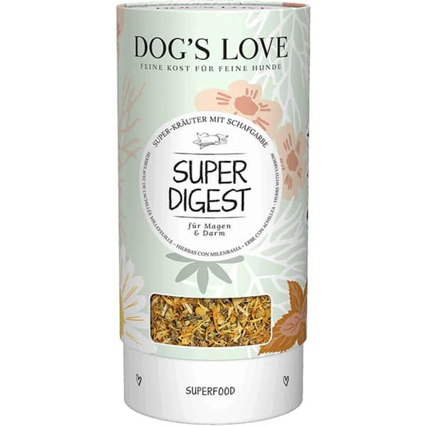 dogs love super digest