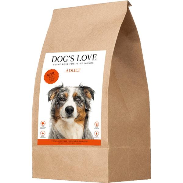 dogs love trockenfutter ohne getreide
