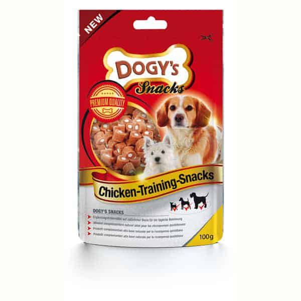dogys chicken training snacks hundesnack