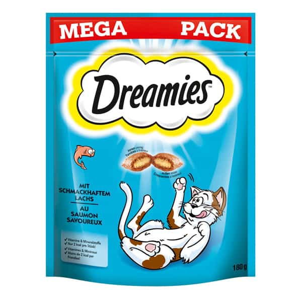 dreamies mit lachs
