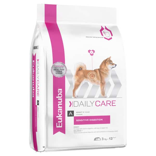eukanuba daily care sensitive hundefutter kaufen