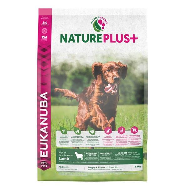 eukanuba nature plus hundefutter kaufen