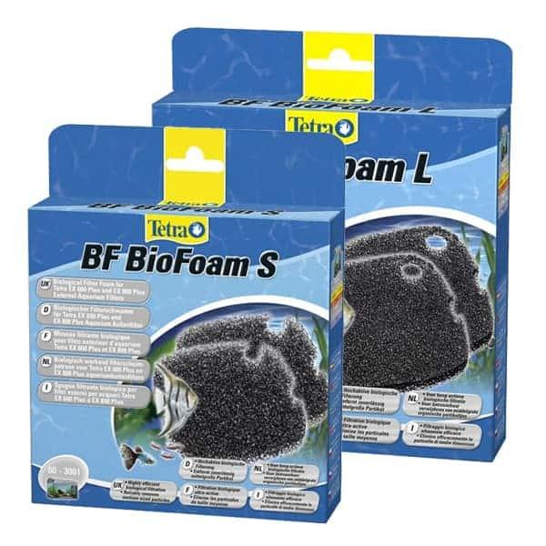 ex aussenfilter bf biofoam filterschwamm 1