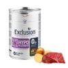 exclusion hypoallergenic hundefutter nass