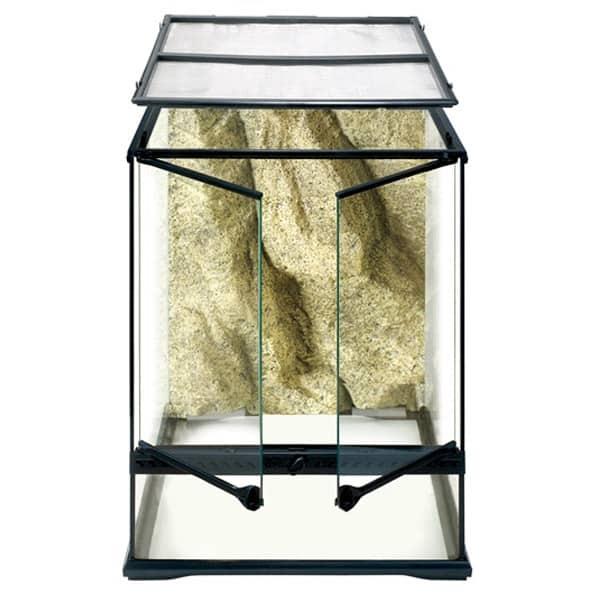 exo terra 45x45x60 terrarium glas