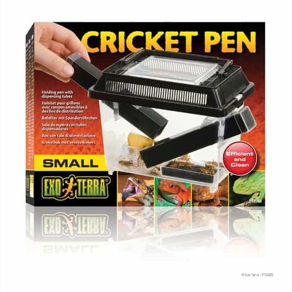 exo terra cricket pen box