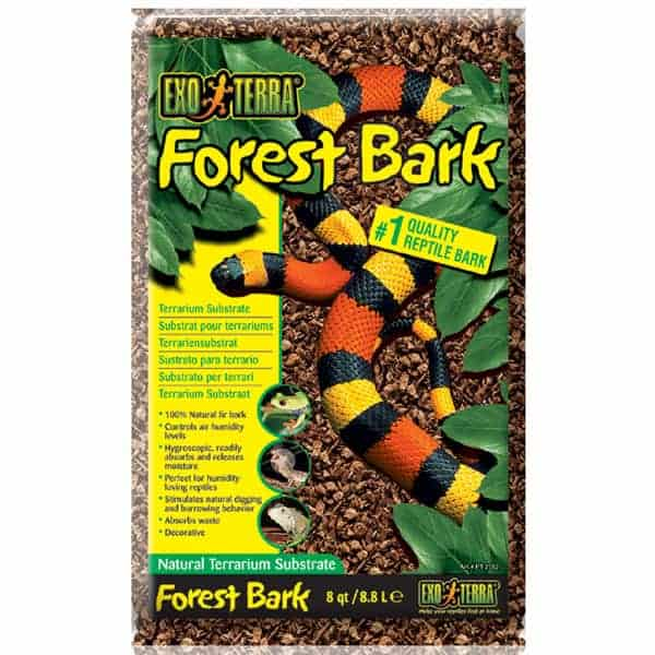 exo terra forest bark substrat