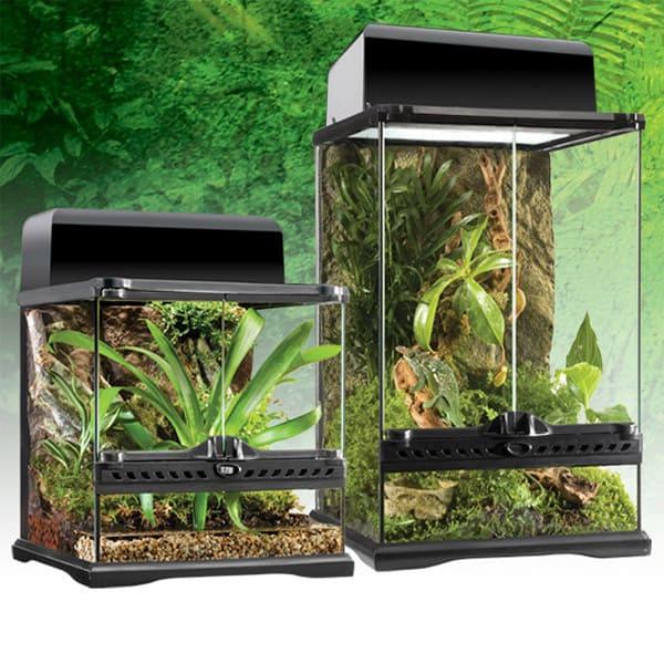 exo terra terrarium 30x30x45 cm mini