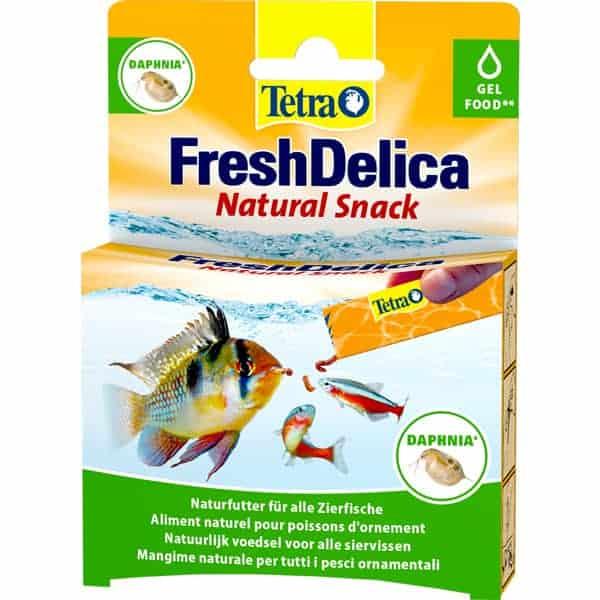 fischfutter fresh delica daphnia wasserfloehe