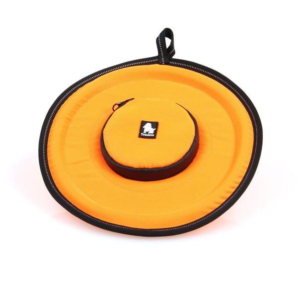 frisbee hundesnack dummy 1