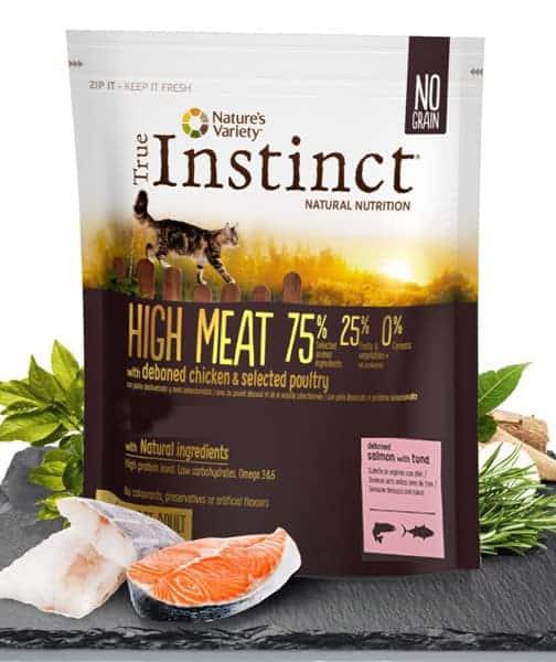 getreidefreies katzenfutter high meat fisch