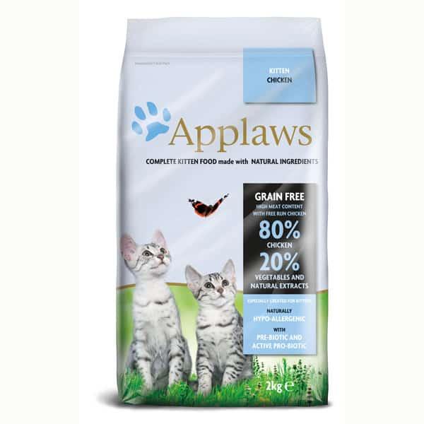 getreidefreies kitten katzenfutter applaws