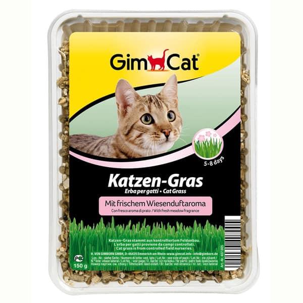 GimCat Katzengras mit Wiesenduft
