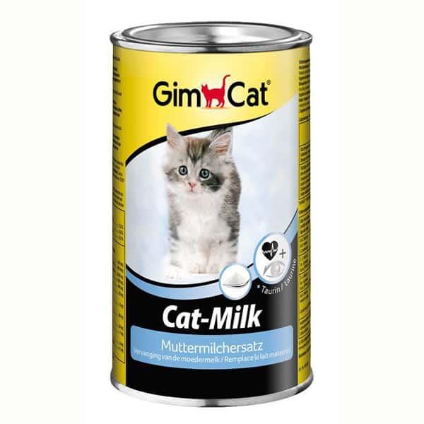 gimcat muttermilch ersatz cat milk