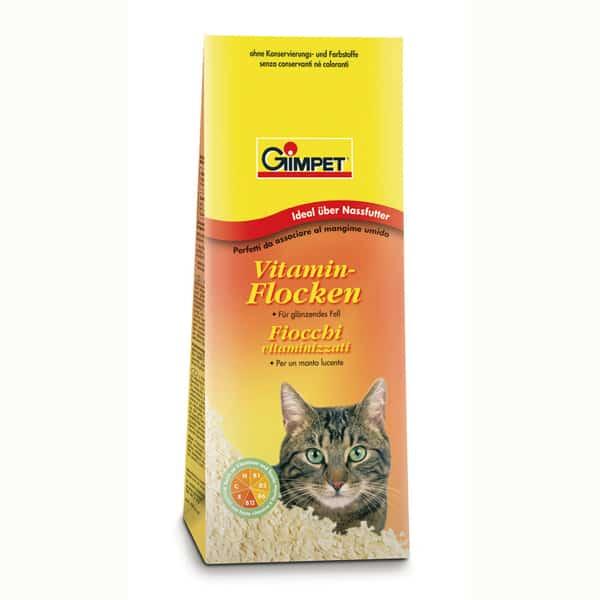 gimcat vitamin flocken vitaminen