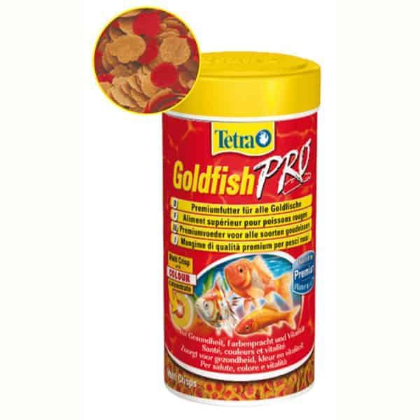 goldfisch pro premiumfutter goldfische