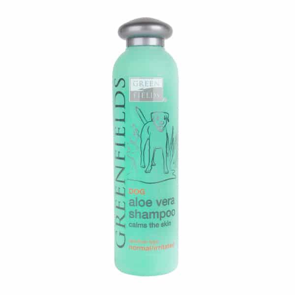 greenfields aloe vera regeneration shampoo