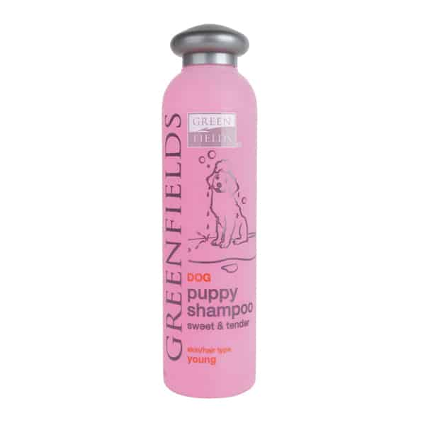 greenfields puppy shampoo sweet und tender
