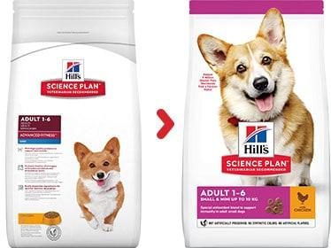 hill s adult advanced fitness mini hundefutter