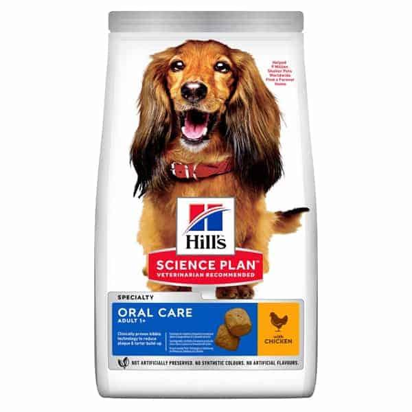 hills oral care veterinary