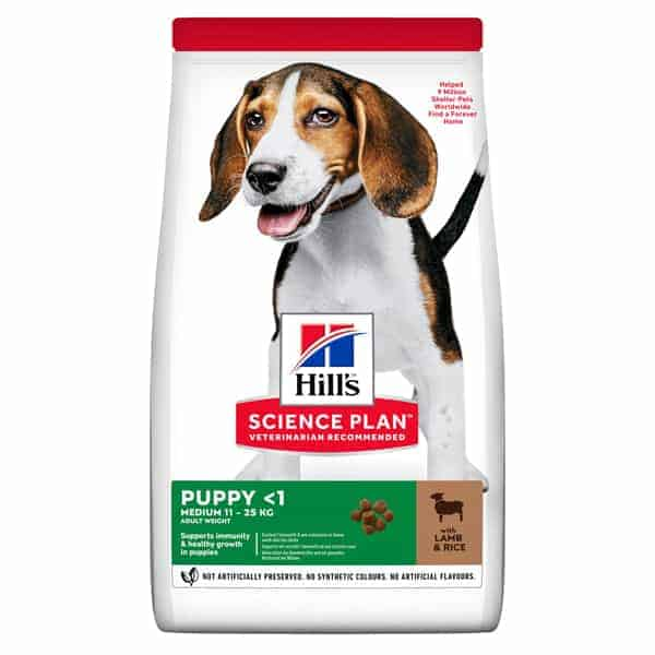 Hill's puppy science plan kaufen
