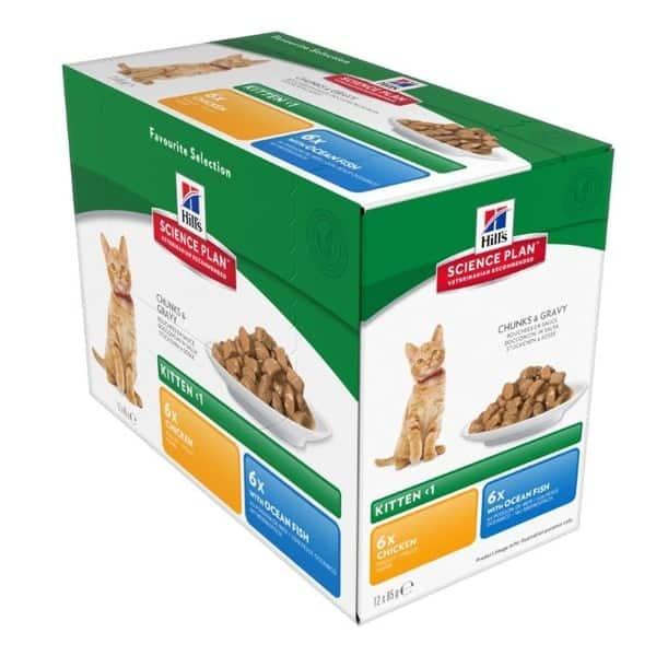 Hill's science plan junge katzen nassfutter