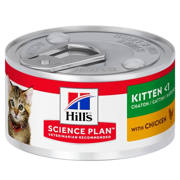 hills science plan kitten 1