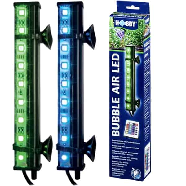 hobby bubble air led luftvorhang