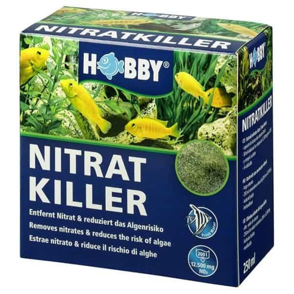 hobby nitrat killer aquarium
