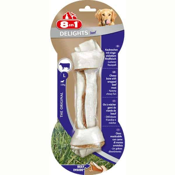hunde kauknochen 8in1 delights 1