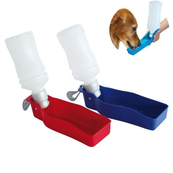 hunde reise wasserspender travel drink