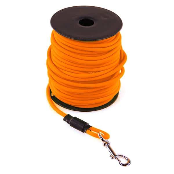 hunde suchleine sputnik swisspet orange orange