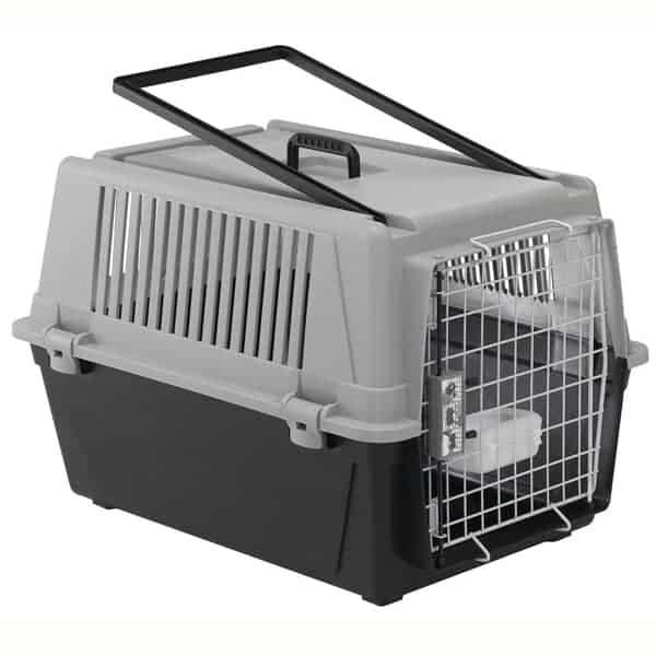 hunde transportbox rollbar atlas ferplast