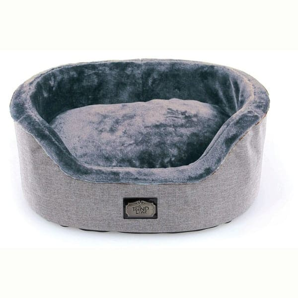 hundebett swisspet grau kaufen