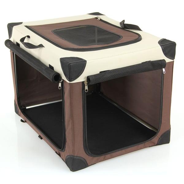 hundebox zusammenklappbar swisspet transco swisspet