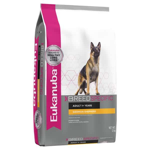hundefutter deutscher schaeferhund eukanuba