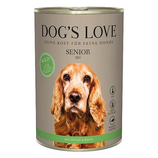 Hundefutter Senior DOG'S LOVE