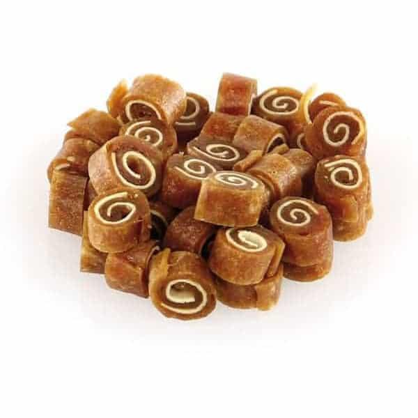 hundesnacks mini rouladen swissdog kaufen 1