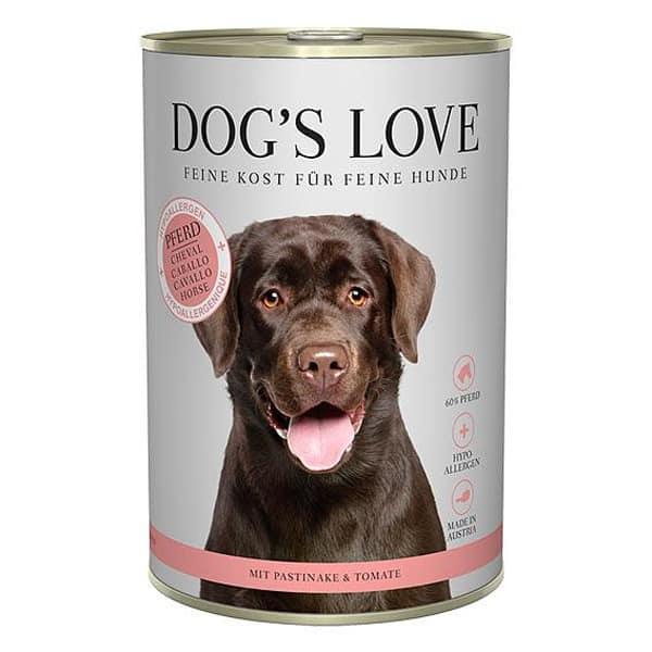 hypoallergen hudnefutter dogs love