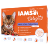 iams delights land and sea multipack