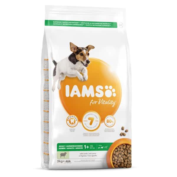 iams for vitality hundefutter