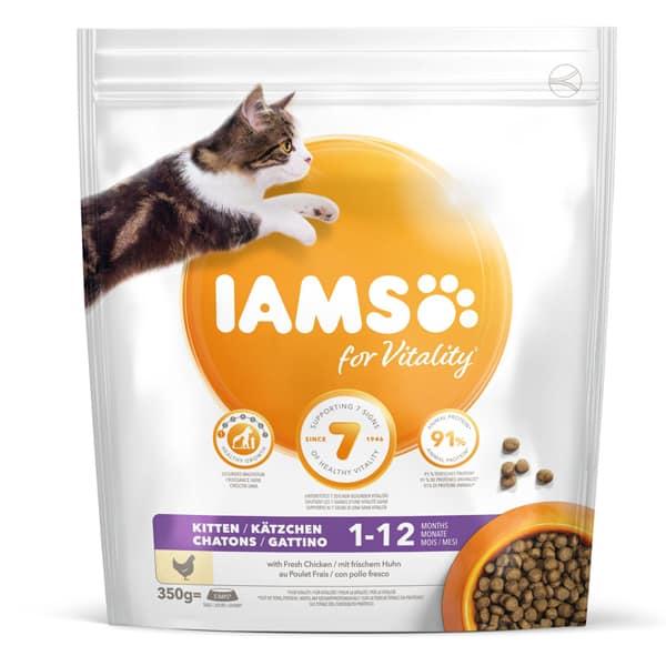 iams for vitality kitten junge katzen