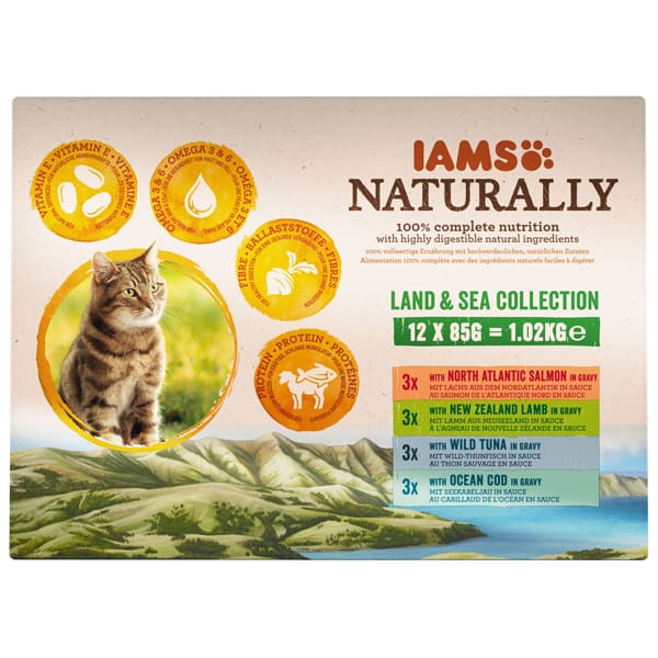 iams naturally land and sea nassfutter