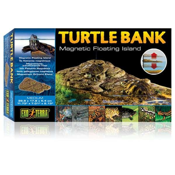 insel wasserschildkroeten exo terra turtle bank