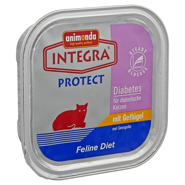 integra protect diabetes katzenfutter animonda
