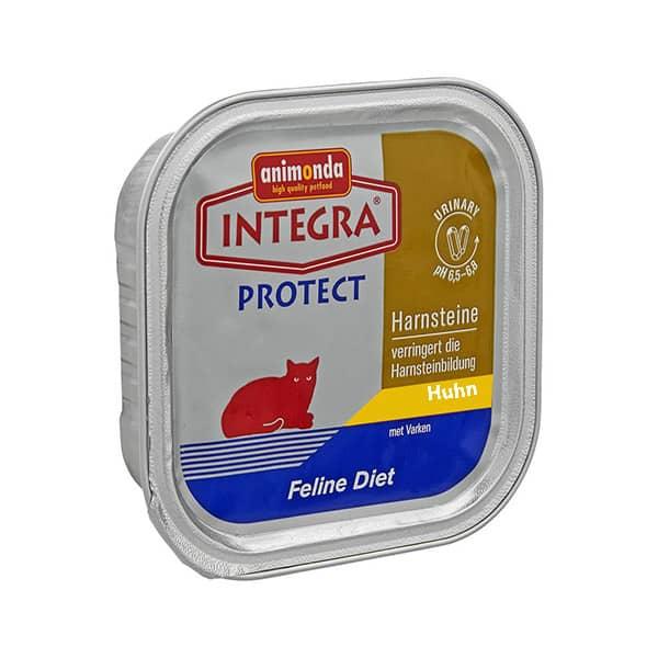 integra protect harnsteine katzenfutter animonda