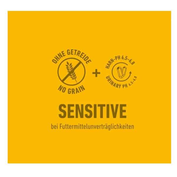 integra protect sensitive katzenfutter animonda